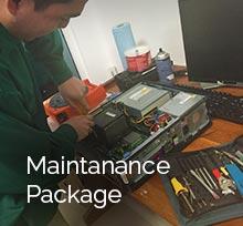 Maintenance Package
