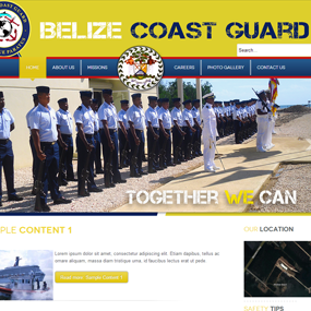 Belize Coast Guard